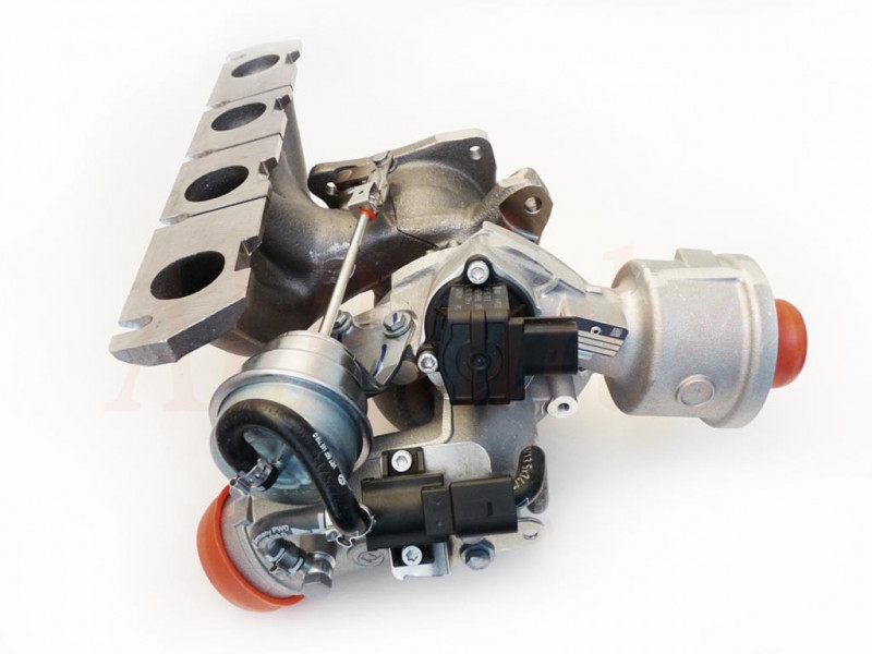 Turbocharger 53039880106