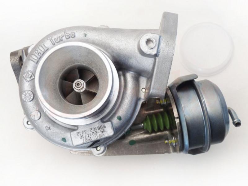 IHI Turbina VIFC 898102-3712 8981023712 Opel 1.7 CDTI