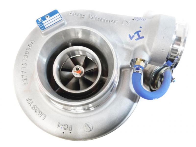 1270-970-0163 Iveco turbina 12709700163 1270-988-0163 12709880163