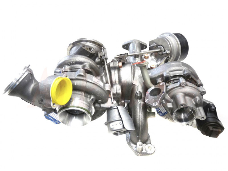 Volvo VED4 2L 165 kW R2S B01 B03 Турбина 1000-970-0178 10009700178 31441451
