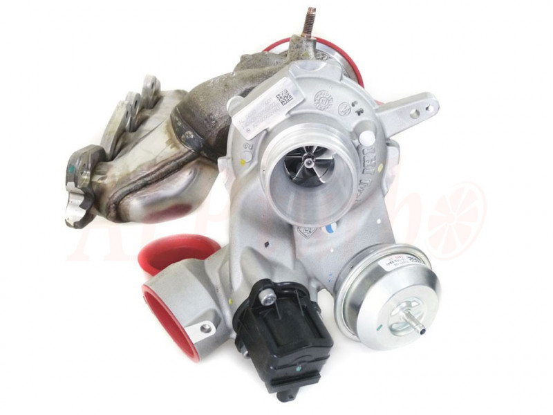 Mercedes Turbokompresorius A2740902980 / A 274 090 29 80 / AL0070 Q01 IHI Turbo