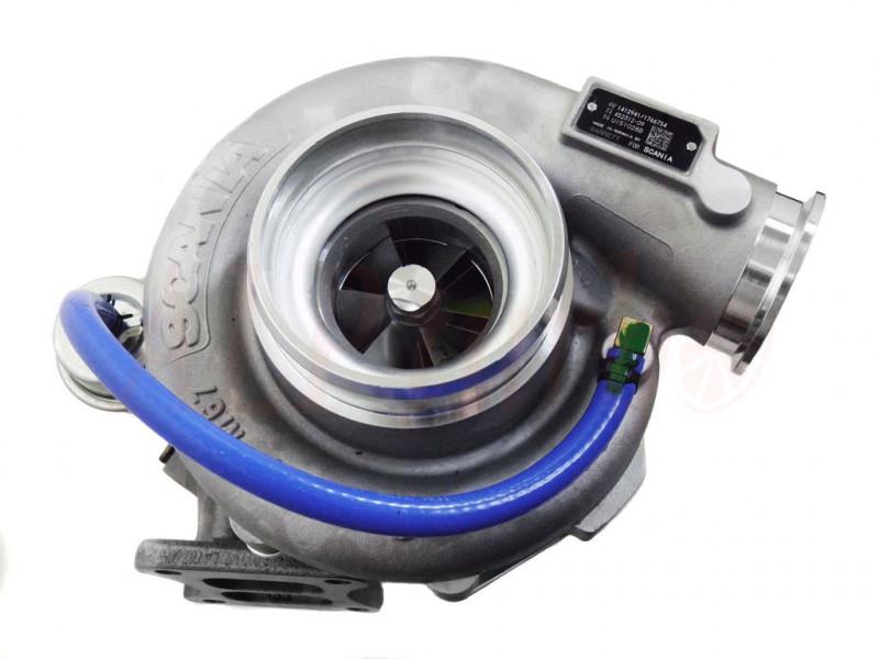 Scania Turbo 452312-09 1412941 1766754