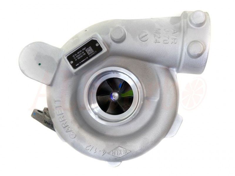 Turbo 836474-04 51.09101-7267 51091017267