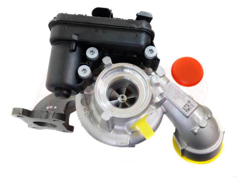 Turbo 49180-01520 04E145722H 04E145715K/J