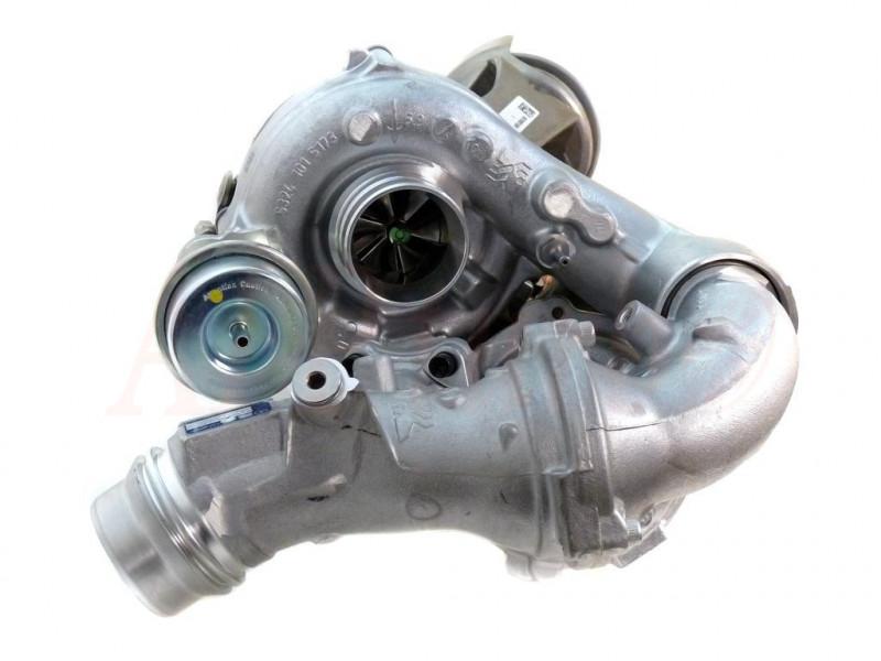 Turbo 6510901586 6510901186 6510905880