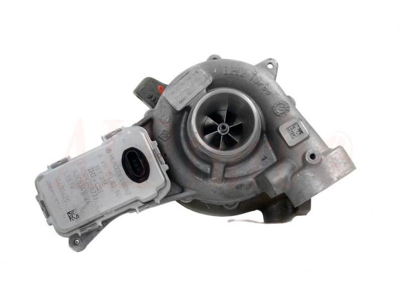 Turbina A6510900786 A 651 090 07 86 VV21