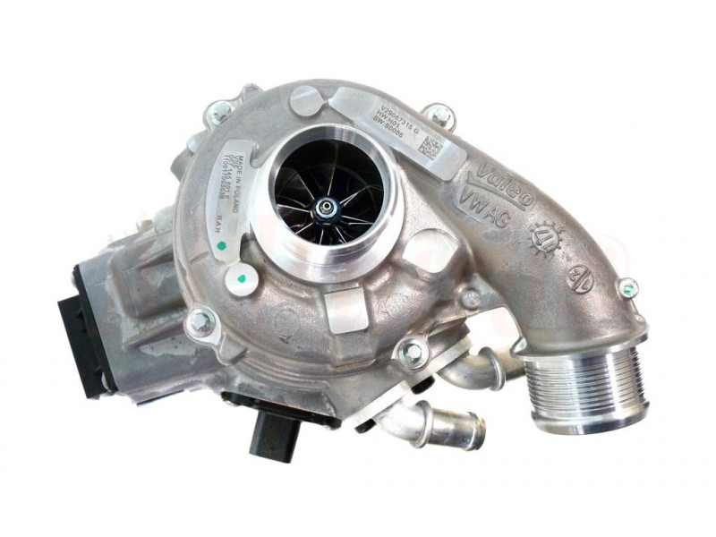 Turbo 057145601F Valeo