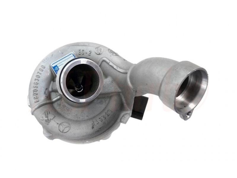 Turbo EB489700005 A2560900500