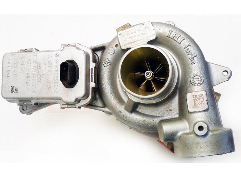 Turbocharger A6510900886 6510900886 VV21