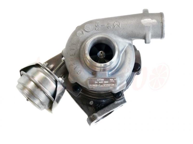 GT1849V Турбина 717626-0001 24445062