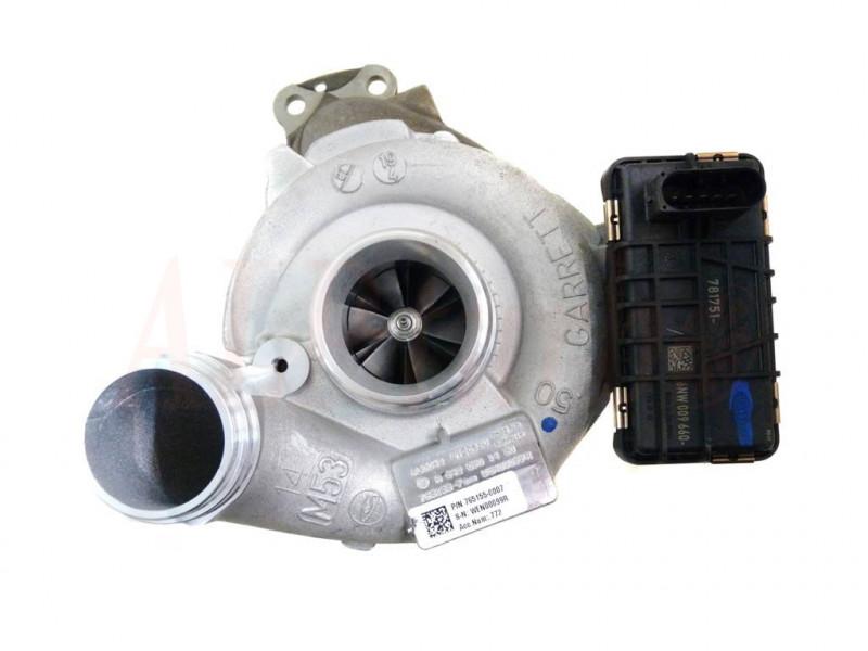 Turbo 765155-0007 GT2056V A6420901480