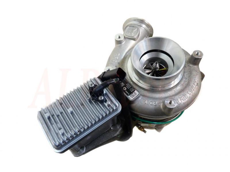 Turbo 12639700081 DZ101204 B2UV