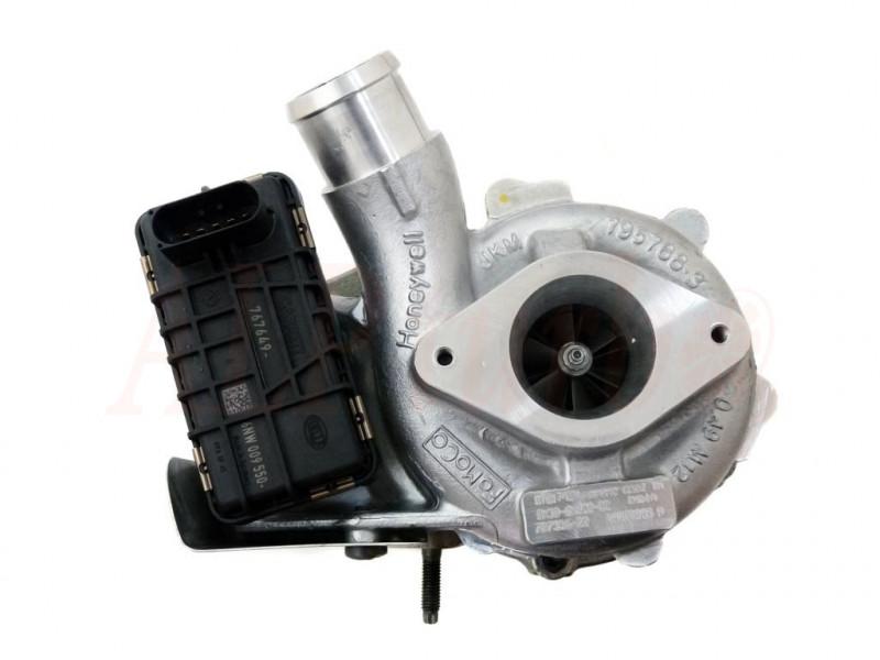 Турбина BK3Q6K682CC 787556-22 GTB1749V