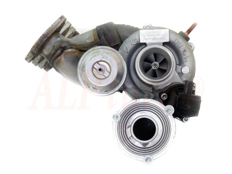 IHI RHF4 Turbokompresorius A2710903680 AL0065