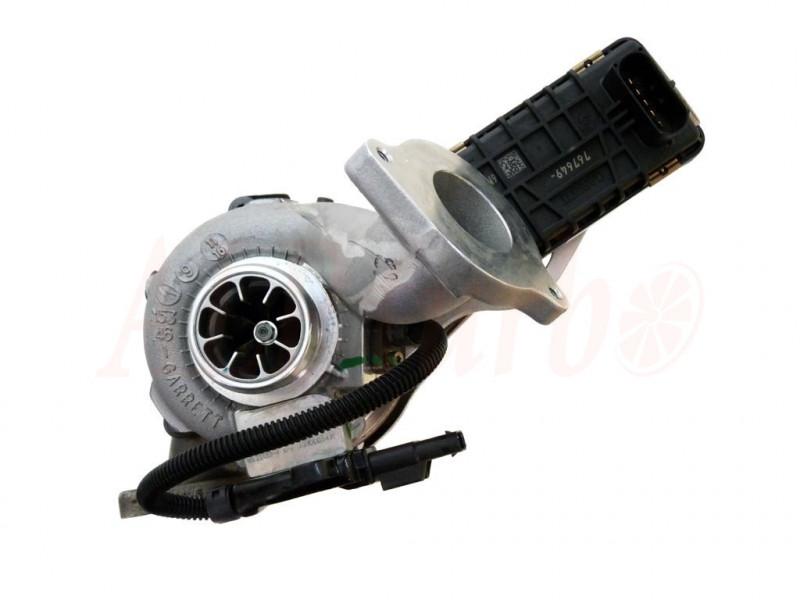 Turbo 813100-0004 GTB1749VK 057145874T