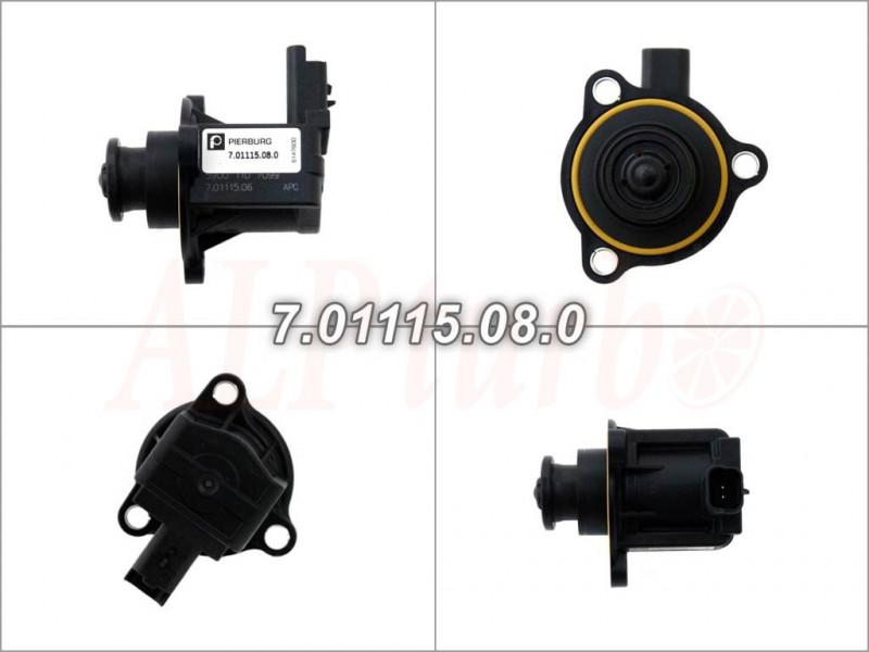 Рециркуляционный воздушный клапан 7.01115.08.0