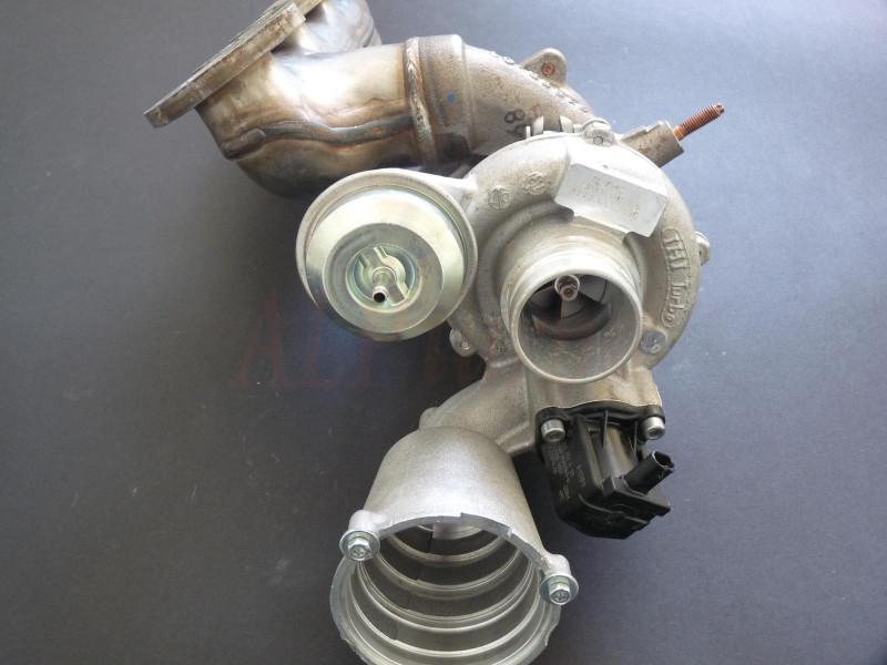 IHI RHF4 Turbocharger A2710903480 2710903480 AL0065 / AL 0065
