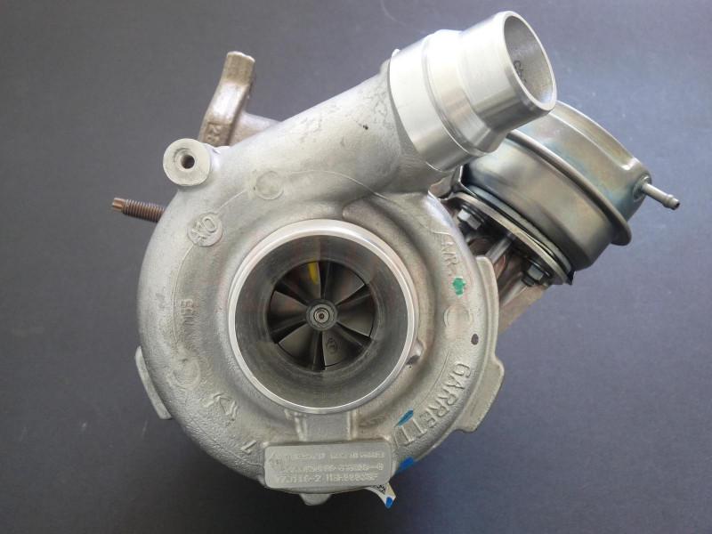 Turbokompresorius 770116-0002