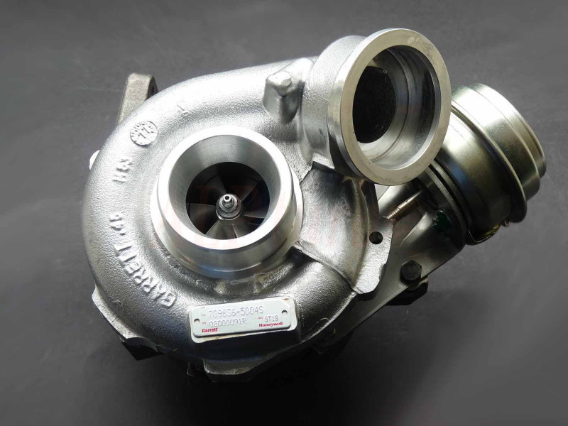 Turbocharger 709836-5004S