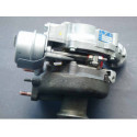 Turbocharger 54389700002
