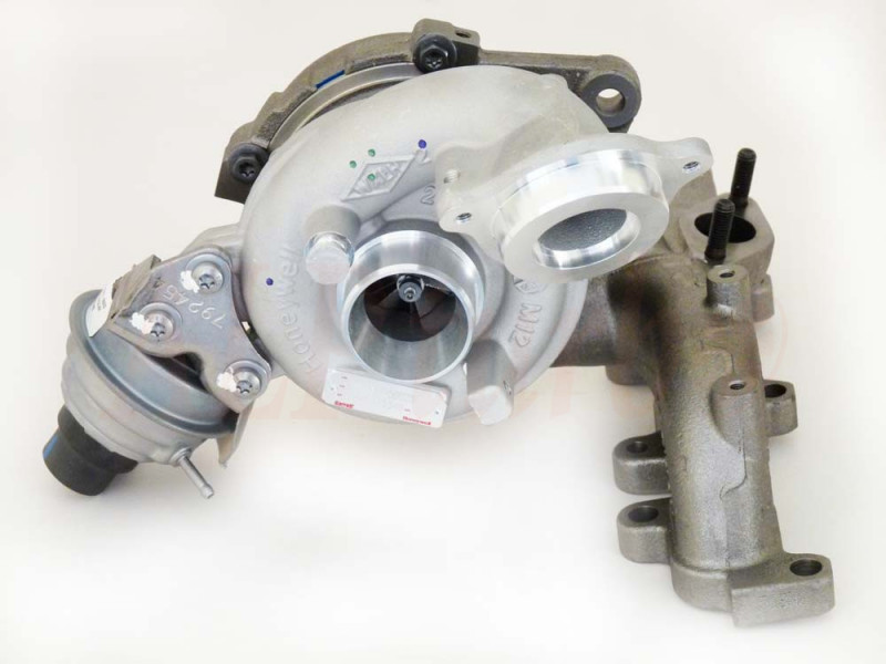 Turbocharger 775517-5002S