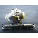 Turbocharger BV40E-0005 54409880005