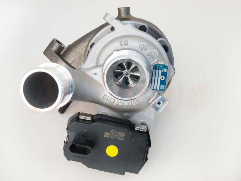 Turbocharger 54399880107