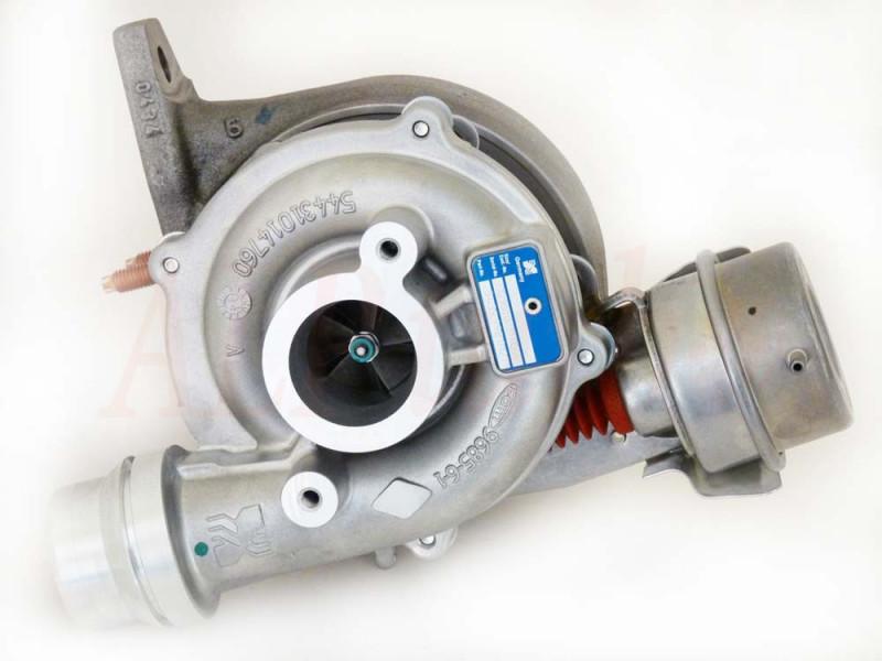Turbocharger 54399880127