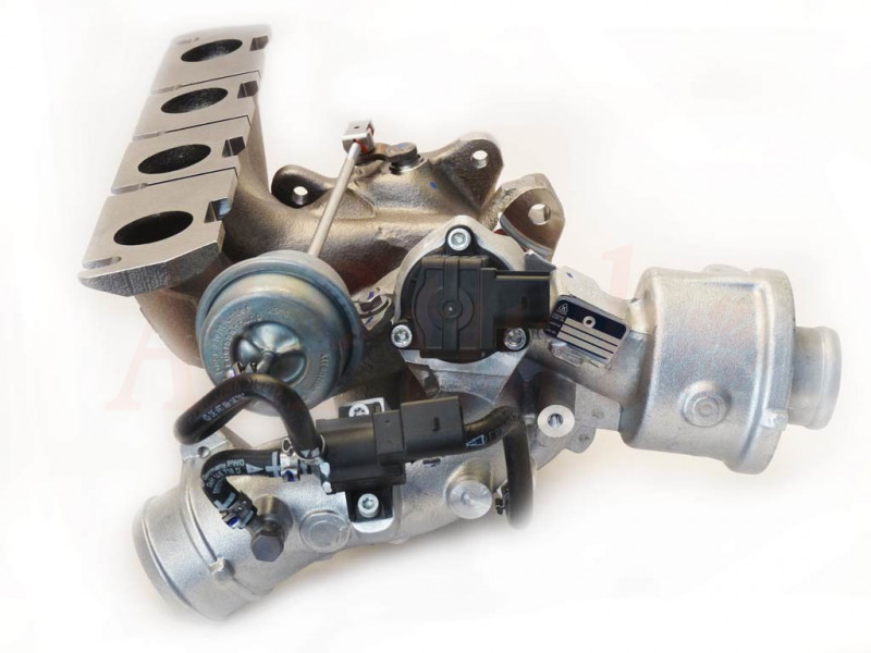 Turbocharger 53039880141