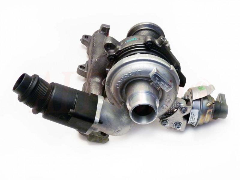 Turbocharger 803955-5005S