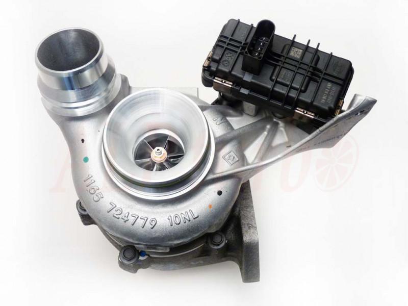 Turbokompresorius 49335-00642