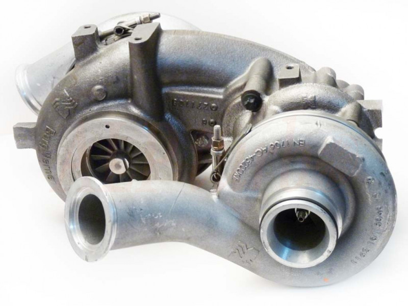 Turbocharger 10009700009