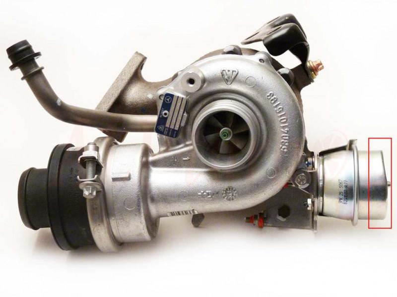 (UD) Turbocharger 53039707000 A6400901580 6400901580