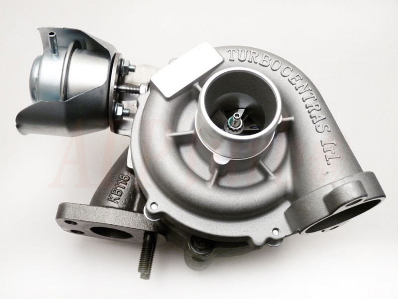 Turbocharger 753420 NEW